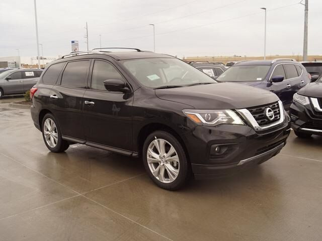 2018 Nissan Pathfinder SL Lee's Summit MO