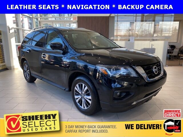 2018 Nissan Pathfinder SL Chantilly VA