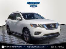 2018_Nissan_Pathfinder_SL_ Miami FL