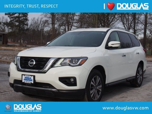 2018 Nissan Pathfinder SL Summit NJ