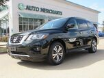2018 Nissan Pathfinder SV 2WD ***SV Tech Package, SV All Weather Package, MSRP $36,255*** 3rd Row Seat, Navigation System