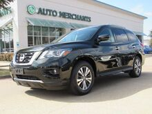 2018_Nissan_Pathfinder_SV 2WD ***SV Tech Package, SV All Weather Package, MSRP $36,255*** 3rd Row Seat, Navigation System_ Plano TX