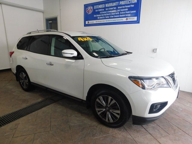 2018 Nissan Pathfinder SV 4WD NAVI 7PASS Listowel ON