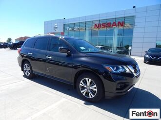 2018_Nissan_Pathfinder_SV_ Ardmore OK