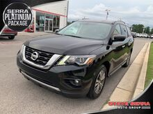 2018_Nissan_Pathfinder_SV_ Decatur AL