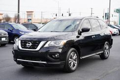 2018_Nissan_Pathfinder_SV_ Fort Wayne Auburn and Kendallville IN