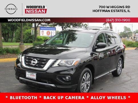 2018_Nissan_Pathfinder_SV_ Hoffman Estates IL
