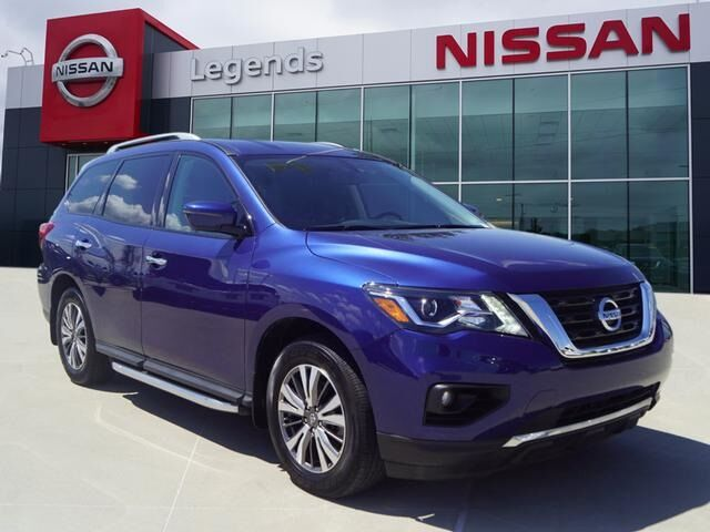 2018 Nissan Pathfinder SV Kansas City KS