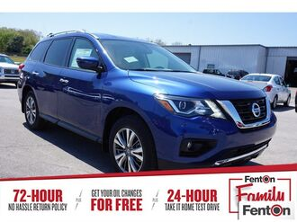 2018_Nissan_Pathfinder_SV_ Knoxville TN