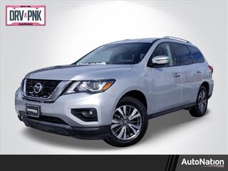 2018_Nissan_Pathfinder_SV_ Littleton CO