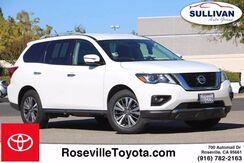 2018_Nissan_Pathfinder_SV_ Roseville CA
