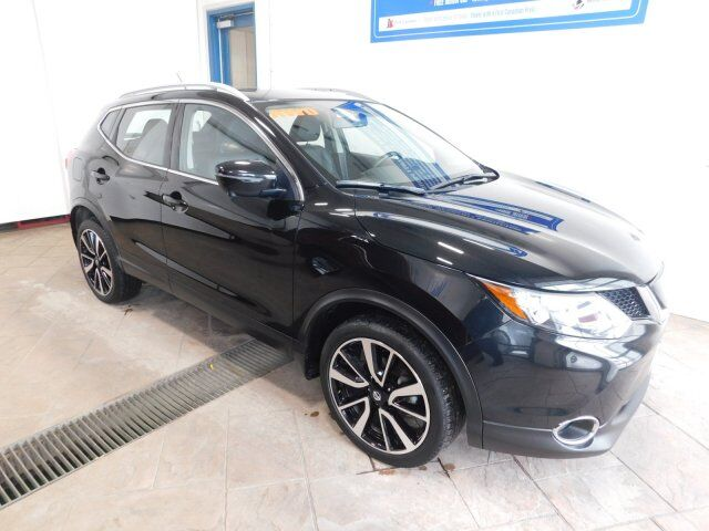 2018 Nissan Qashqai SL AWD LEATHER NAVI SUNROOF Listowel ON