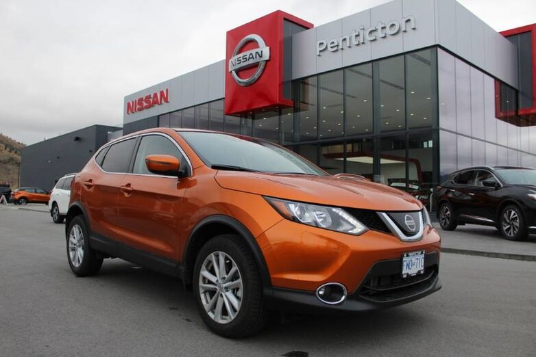2018 Nissan Qashqai SV Executive Demo BLOWOUT Penticton BC