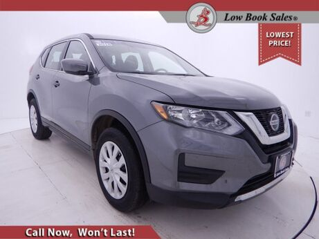 2018_Nissan_ROGUE_S_ Salt Lake City UT