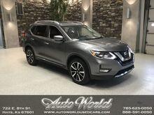 2018_Nissan_ROGUE SL AWD__ Hays KS