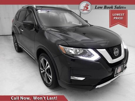 2018 Nissan ROGUE SL Salt Lake City UT