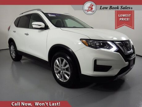 2018 Nissan ROGUE SV Salt Lake City UT