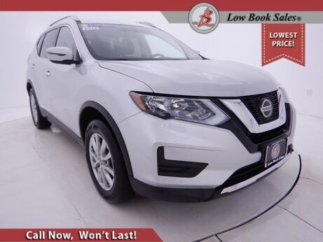 2018_Nissan_ROGUE_SV_ Salt Lake City UT