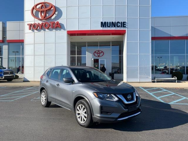 2018 Nissan Rogue AWD S Muncie IN
