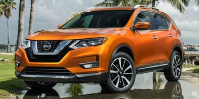 2018 Nissan Rogue AWD S Richmond KY