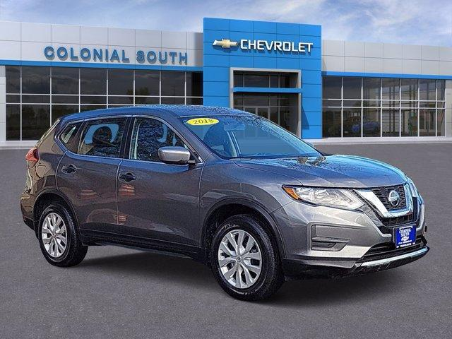 2018 Nissan Rogue AWD S North Dartmouth MA