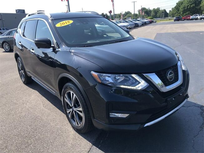 2018 Nissan Rogue AWD SL Evansville IN