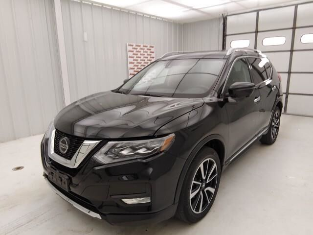 2018 Nissan Rogue AWD SL Manhattan KS