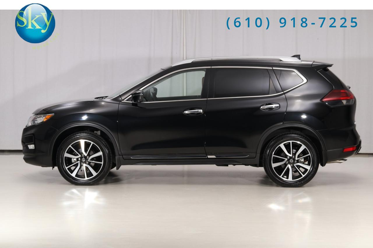 2018 Nissan Rogue AWD SL PLATINUM PACKAGE West Chester PA