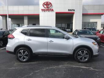 2018_Nissan_Rogue_AWD SL_ Richmond KY
