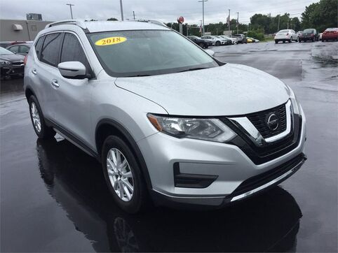 2018_Nissan_Rogue_AWD SV_ Evansville IN