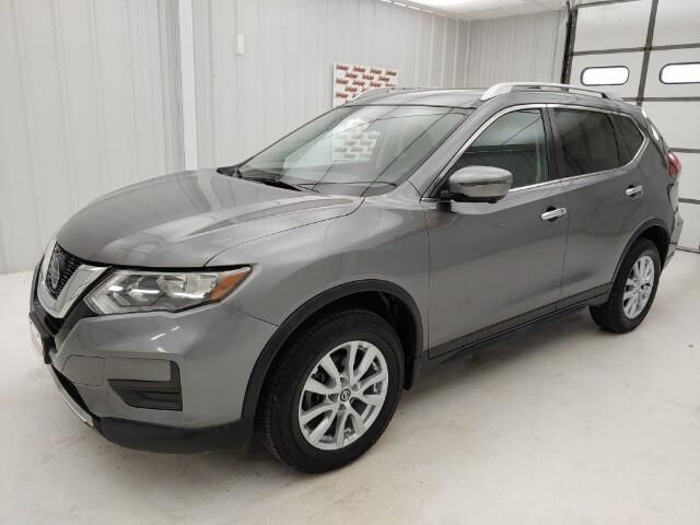 2018 Nissan Rogue AWD SV Manhattan KS