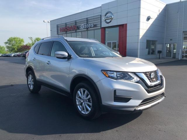 Exceptional 2018 Nissan Rogue AWD SV Richmond KY ...