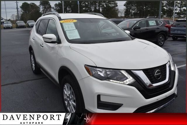 2018 Nissan Rogue AWD SV Rocky Mount NC