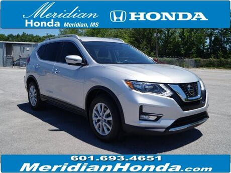 2018 Nissan Rogue FWD SV Meridian MS