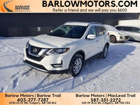2018_Nissan_Rogue_Midnight Edition_ Calgary AB