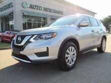 2018_Nissan_Rogue_S 2WD. APPLE CAR PLAY, ANDROID AUTO, BACKUP CAM, CROSS TRAFFIC,  BLIND SPOT, BLUETOOTH,_ Plano TX