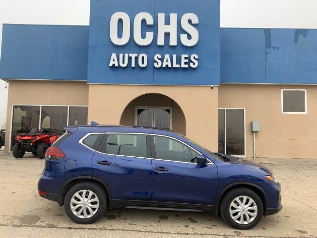 2018 Nissan Rogue S 2WD Perryville MO