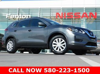 2018_Nissan_Rogue_S_ Ardmore OK