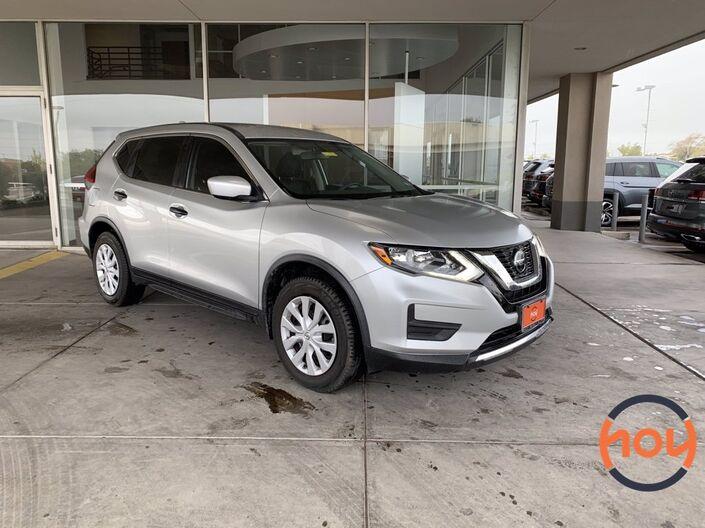 2018 Nissan Rogue S El Paso TX