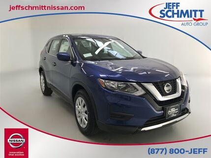 2018_Nissan_Rogue_S_ Dayton area OH