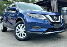 2018_Nissan_Rogue_S_ Georgetown KY