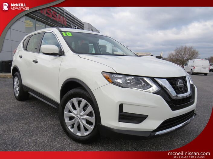 2018 Nissan Rogue S High Point NC