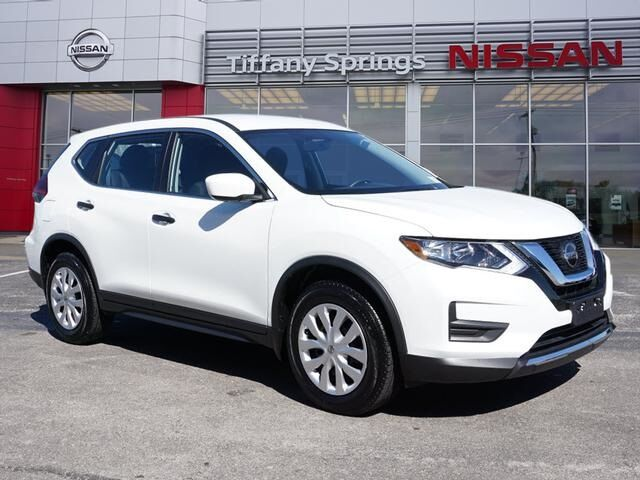 2018 Nissan Rogue S Kansas City MO