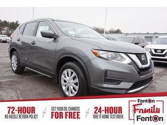2018_Nissan_Rogue_S_ Knoxville TN