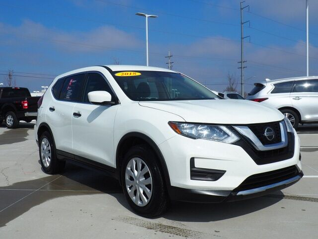 2018 Nissan Rogue S Lee's Summit MO