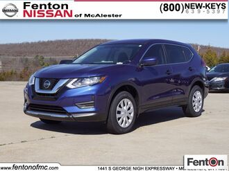 2018_Nissan_Rogue_S_ McAlester OK