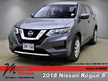 2018_Nissan_Rogue_S_ Moncton NB