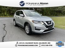 2018 Nissan Rogue S Nissan Certified Pre-Owned