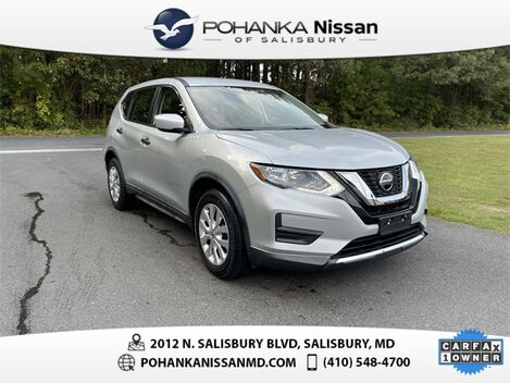 2018_Nissan_Rogue_S Nissan Certified Pre-Owned_ Salisbury MD