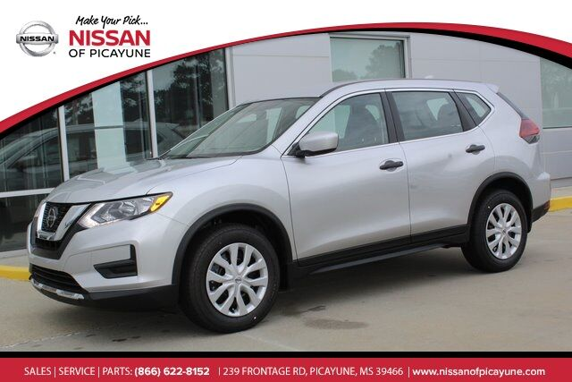 2018 Nissan Rogue S Picayune MS